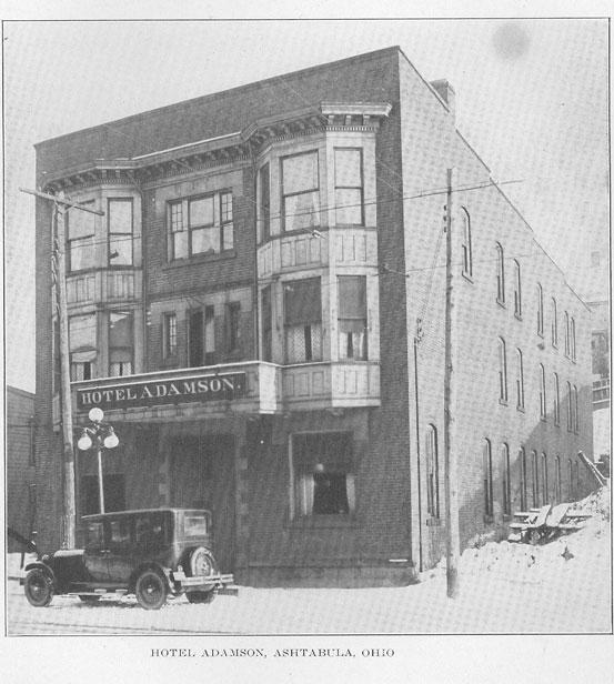 Picture Of Hotel Adamson Ashtabula Ohio