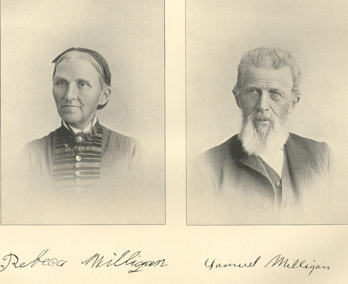 Wood County, Ohio 1895 History